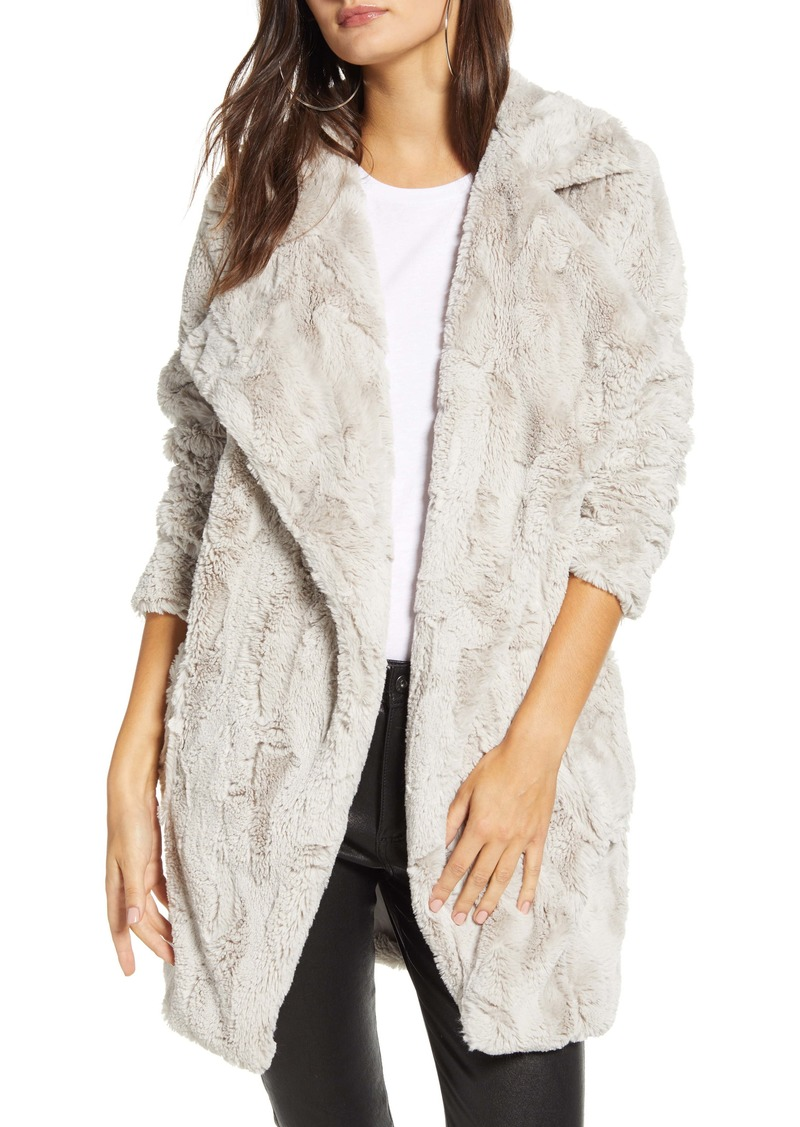 BB Dakota Jack Faux Fur Coat