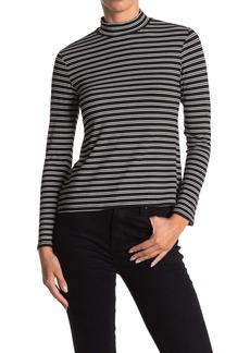BB Dakota Jailbird Striped Long Sleeve Shirt