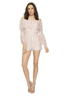 BB Dakota Kennedy Off the Shoulder Romper