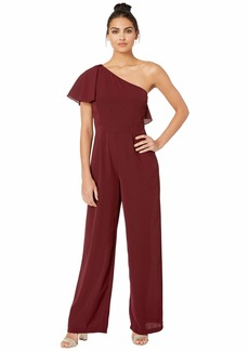 BB Dakota L.A. One Shoulder Jumpsuit