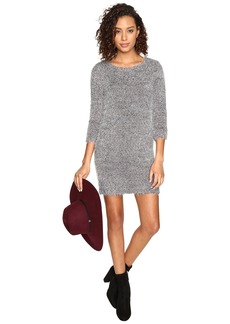 BB Dakota Laurentia Eyelash Sweater Dress