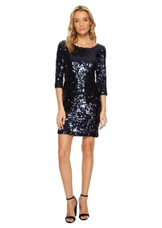 BB Dakota Leila Sequin Bodycon Dress