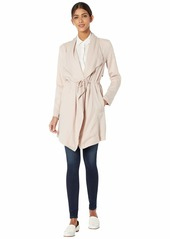 BB Dakota Let It Rain Lyocell Trench Coat