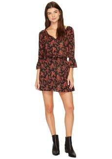 BB Dakota Mackay Printed Dress