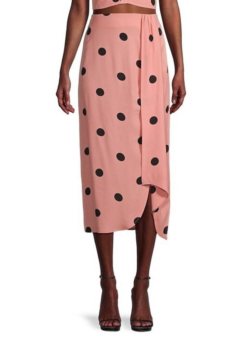 BB Dakota Naturally Dotty Skirt