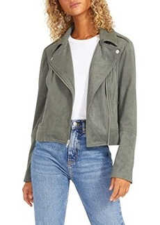 BB Dakota Not Your Baby - Faux Suede Jacket