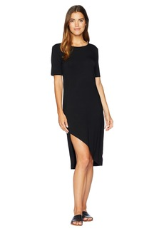 BB Dakota Off Duty Side Slit Knit Dress
