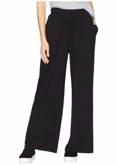 BB Dakota On the Boardwalk French Terry Wide Leg Pants