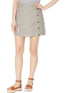 BB Dakota Pretty Little Stripe Skirt