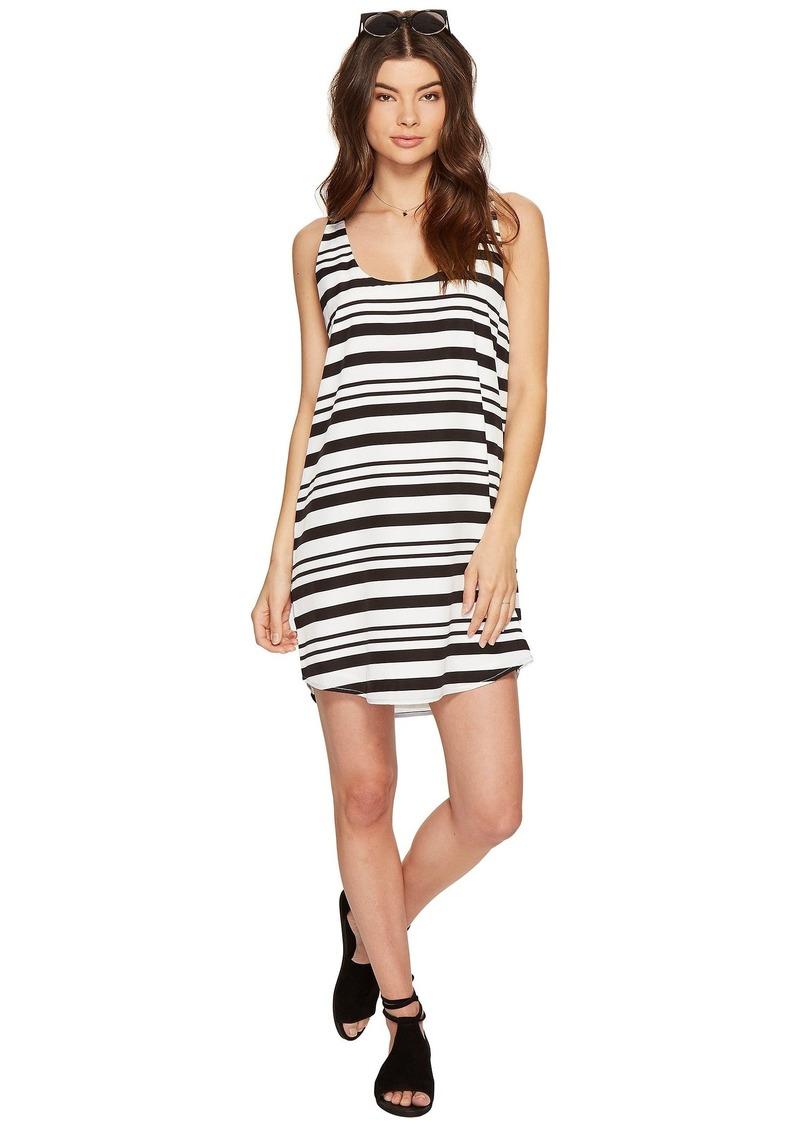 BB Dakota Rowland Striped Shift Dress