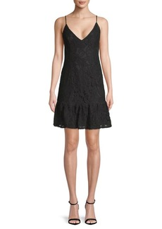 BB Dakota Sleeveless Lace Dress