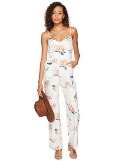 BB Dakota Tara Printed Jumpsuit