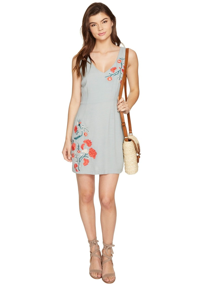 BB Dakota Tullie Embroidered Dress