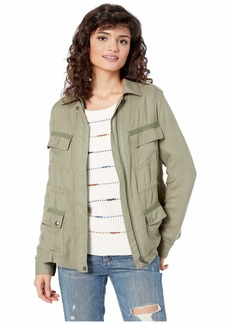 BB Dakota Twill It To Happen Anorak Jacket