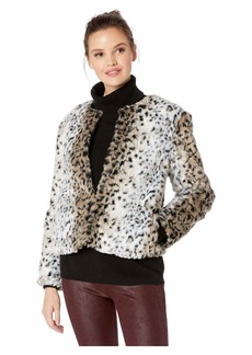 BB Dakota Wild Thing Leopard Jacket