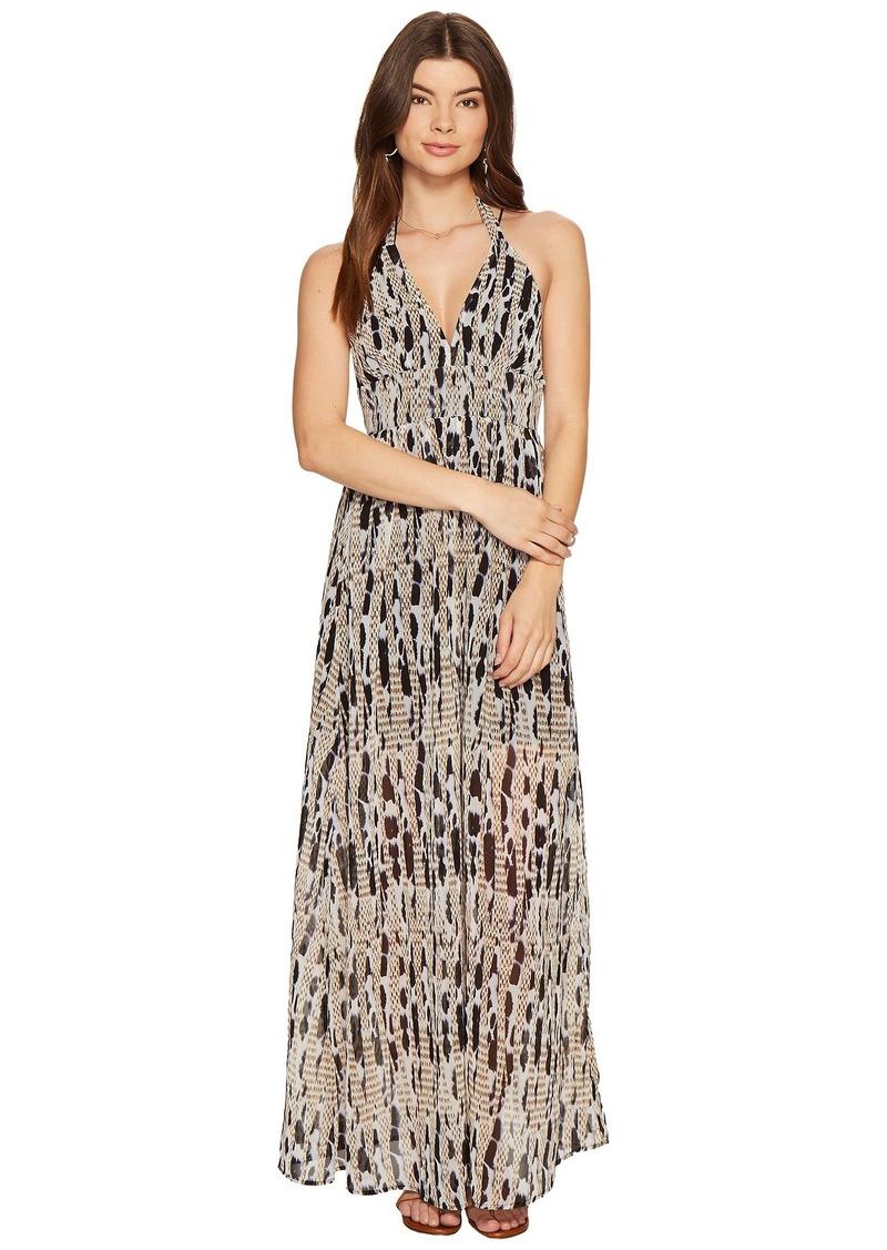 BB Dakota Willow Printed Maxi Dress