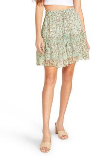 Women's Bb Dakota By Steve Madden Flower Moves Skirt
