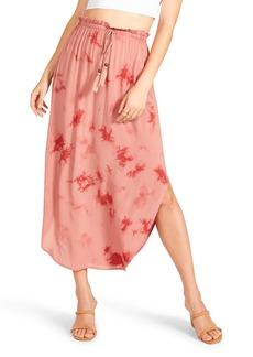 Women's Bb Dakota By Steve Madden High Tied Skirt