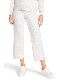 Women's Bb Dakota By Steve Madden See If I Flare Metallic Fleck Cotton Blend Pants