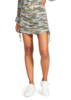 Women's Bb Dakota By Steve Madden Wild Miniskirt