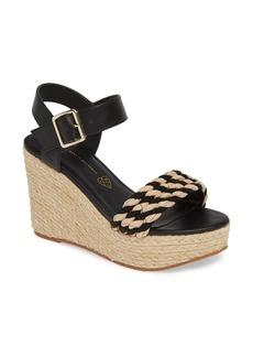 BC Footwear Dew Drops Vegan Espadrille Wedge Sandal (Women)