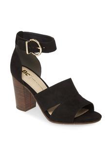 BC Footwear Empowering Vegan Block Heel Sandal (Women)