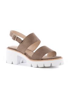 BC Footwear Left Unsaid Platform Sandal (Women)