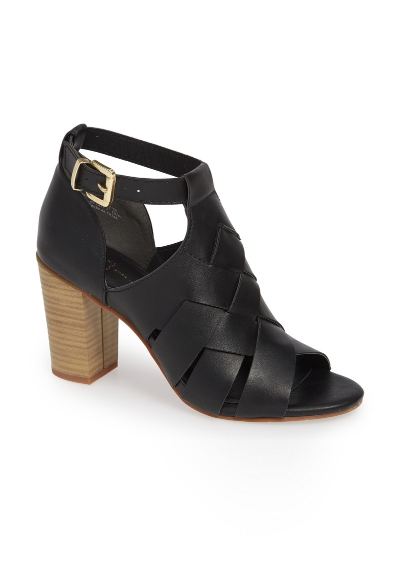 25ced7071d6e BC Footwear BC Footwear Pathway Vegan Block Heel Sandal (Women) | Shoes