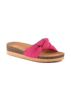 BC Footwear Reunion Platform Slide Sandal (Women)