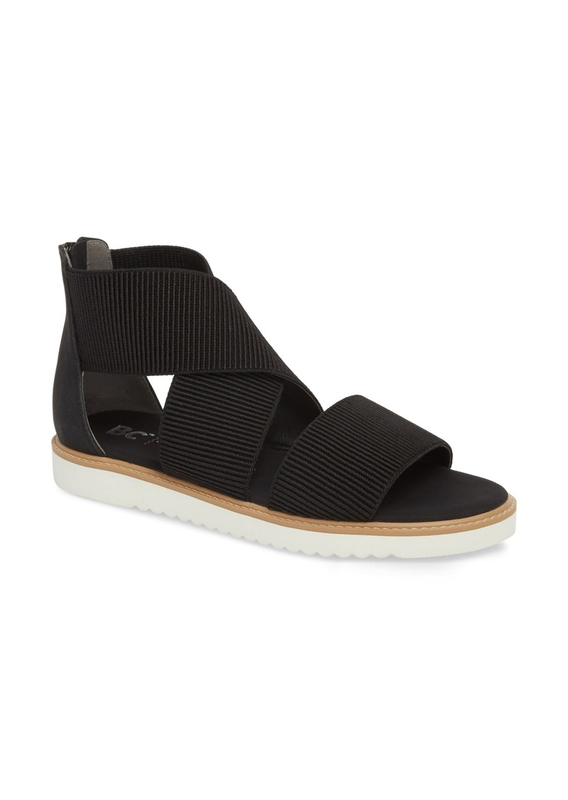 96fd8cd5f7a BC Footwear BC Footwear Ring Toss Elastic Strap Sandal (Women)