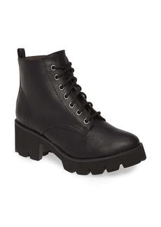 BC Footwear Strength In Numbers Vegan Leather Bootie (Women)