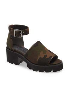 BC Footwear United Vegan Platform Sandal (Women)
