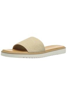 BC Footwear Women's Cotton Candy Flat Sandal  9 M US
