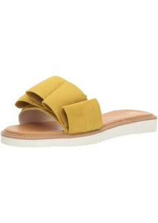 BC Footwear Women's Fun for All Ages Flat Sandal  8 M US
