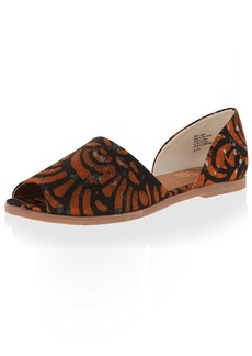 BC Footwear Women's Happy As A Clam D'Orsay Flat