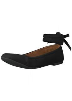 BC Footwear Women's Have a Heart Ballet Flat  9 M US