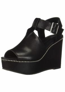 BC Footwear Women's Here We Go Now Wedge Sandal