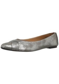 BC Footwear Women's Petite Metallic Ballet Flat  11 M US