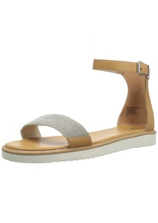 BC Footwear Women's Price Admission Flat Sandal