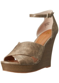 BC Footwear Women's Scenic Route Wedge Pump