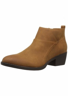 BC Footwear Women's Unify Ankle Boot tan  M US