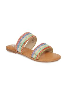 BC Footwear Vegan Woven Strap Sandal (Women)