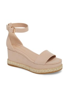 BCBG Addie Platform Sandal