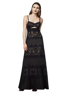 BCBG Alese Lace Gown