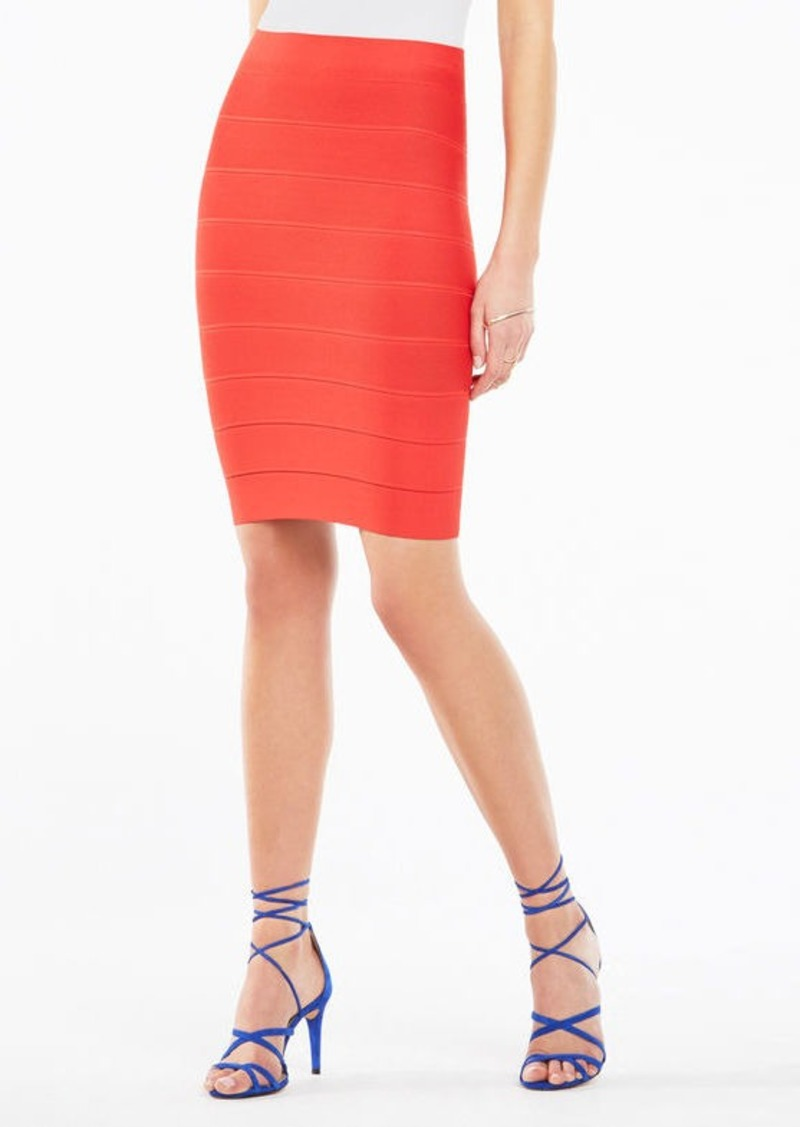 BCBG Alexa Sweater Skirt