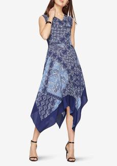 Allsa Batik-Printed Dress