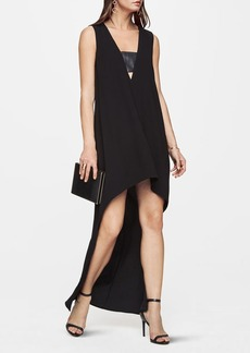 Amaryllis High-Low Dress