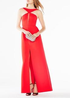 Angie Halter-Neck Gown
