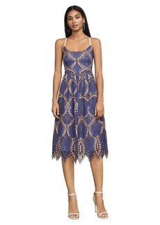Antonina Kaleidoscope Lace Dress