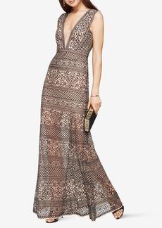 Aurora Embroidered Tulle Gown
